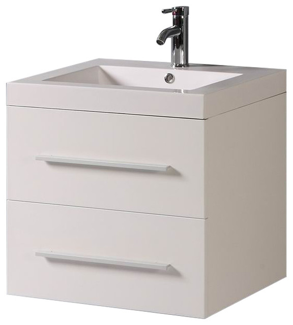 Cute Contemporary Bathroom Vanities And Sink Consoles by Belvedere Bath LLC