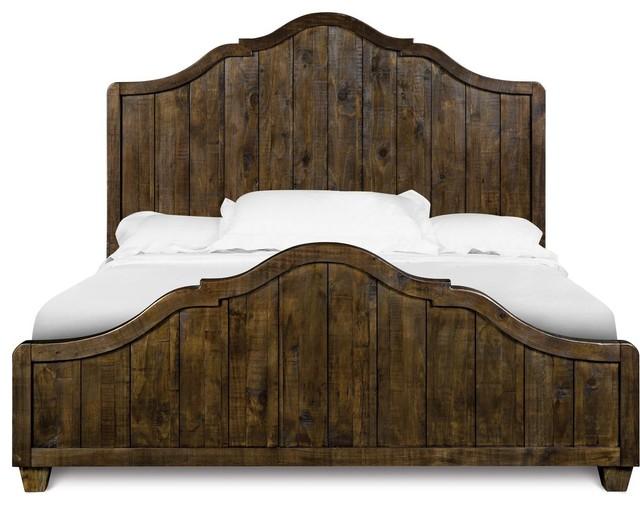 Magnussen Brenley Panel Bed, Queen.