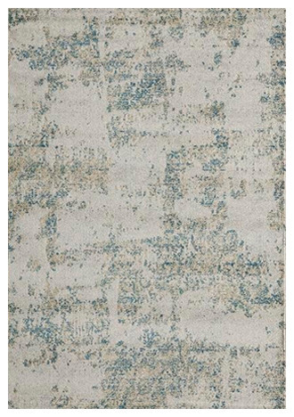 Loft Lo-04 Rug, Multicolored, 2&x27;3x7&x27;6 Runner.
