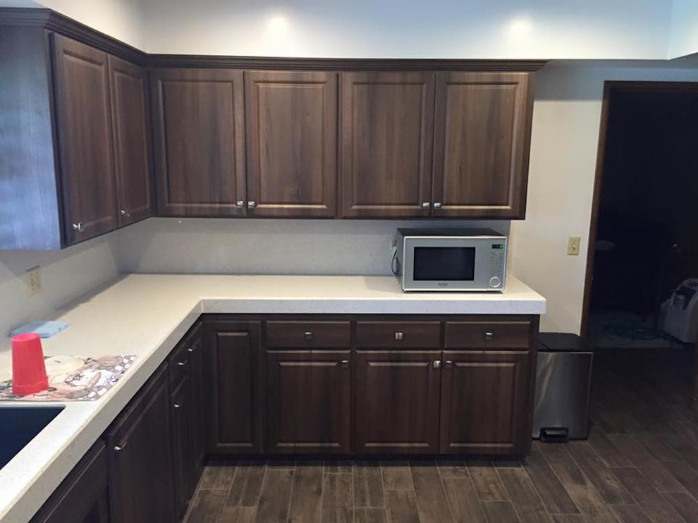 Rustic Kitchen Cabinetry Refacing