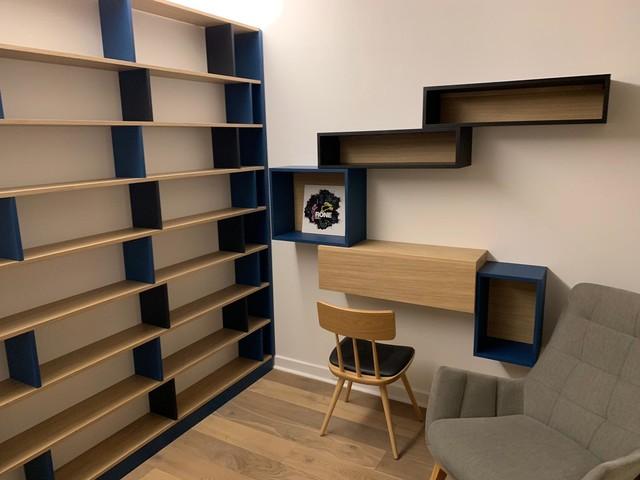 Idée de décoration pour une maison design.
