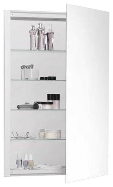 "Robern, Medicine Cabinet With Pencil, 24""x4.75""x36""."