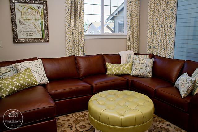 Redmond retreat traditional seattle by lynda cherry for Lynda interior design