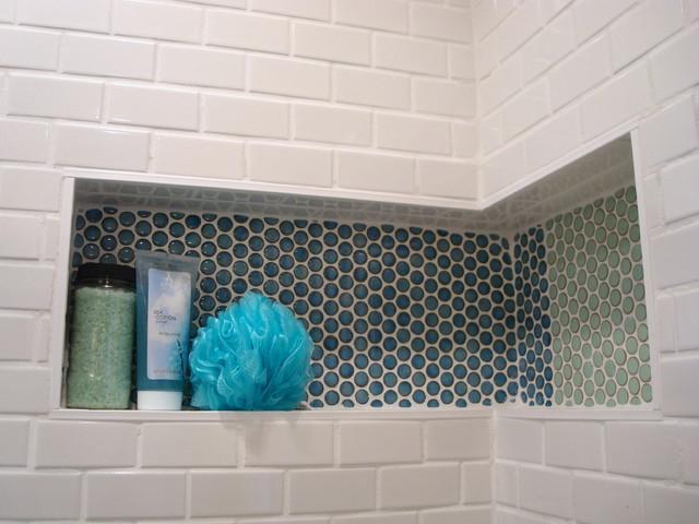 Mid Century Ranch Bathroom Remodel Midcentury Bathroom DC Metro