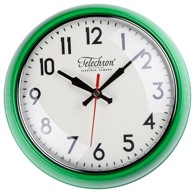 Cambridge Clock Contemporary Wall Clocks By Control