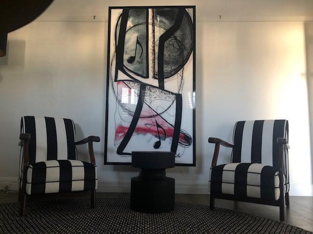A Piano Room Art Deco Makeover