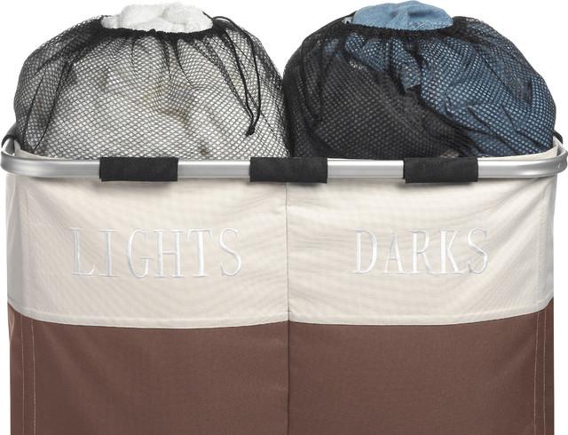 Whitmor Java Double Laundry Sorter.