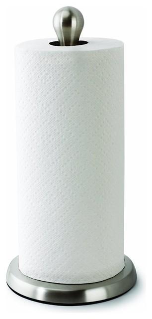Umbra Tug Modern Stand Up Paper Towel Holder.