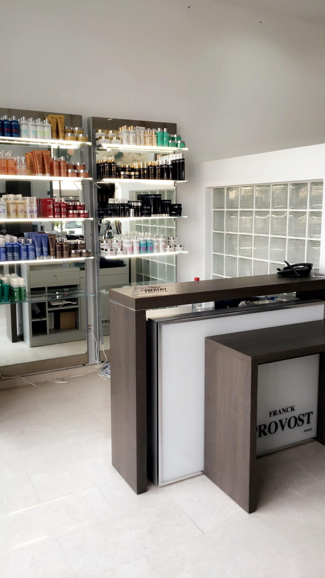 Franchise - Salon Franck provost à Pointe Noire/ Congo
