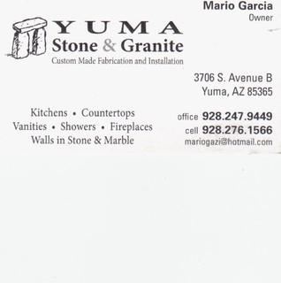 Bathroom Vanities Yuma Az yuma stone & granite - yuma, az, us