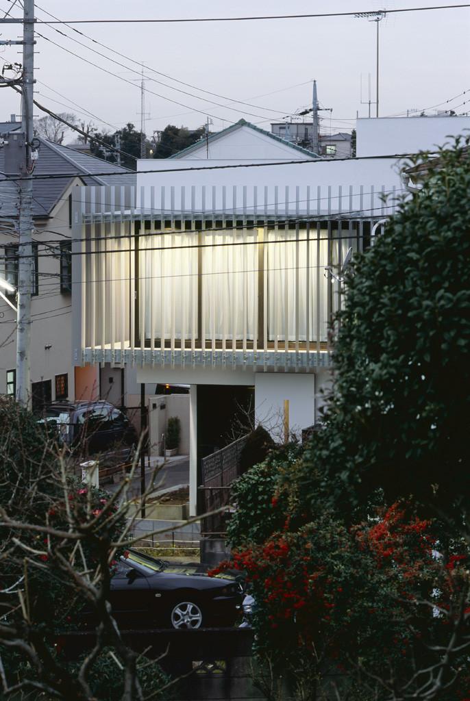 東中山の家