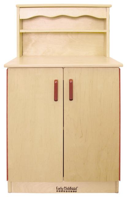 Birch Play Kitchen, Cupboard