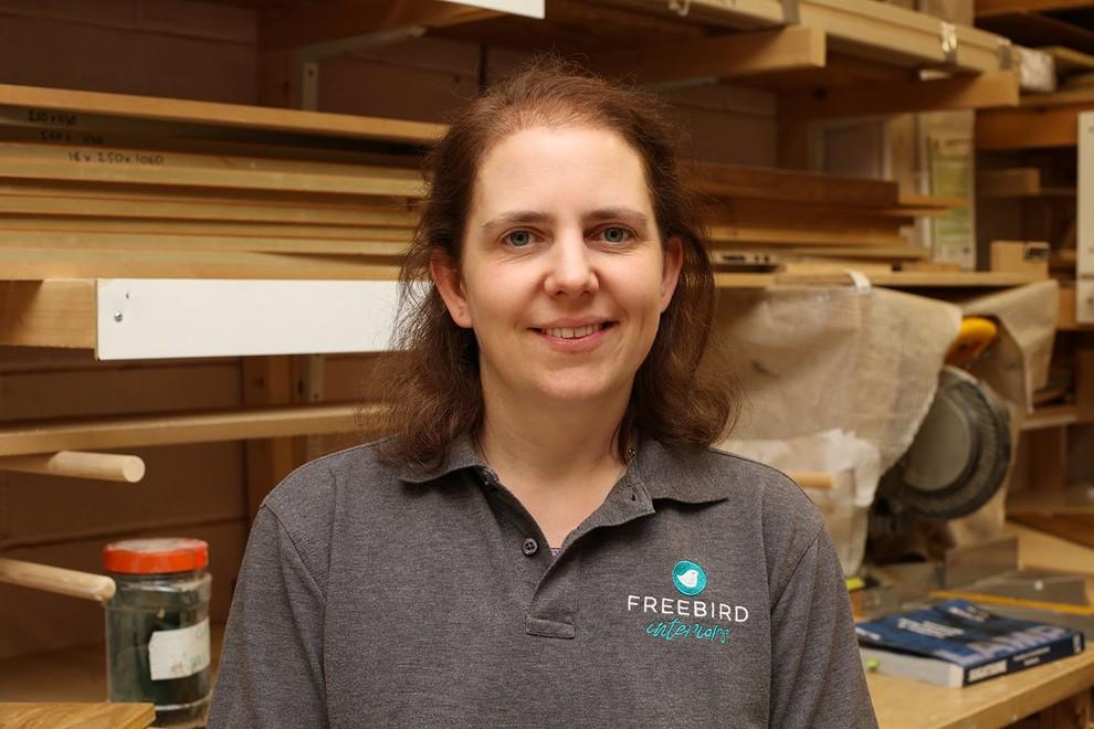 Camilla - Office administrator