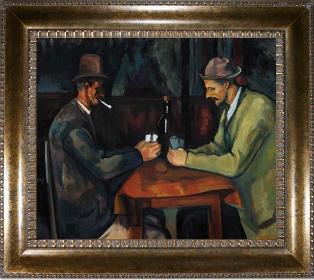 Poker cezanne