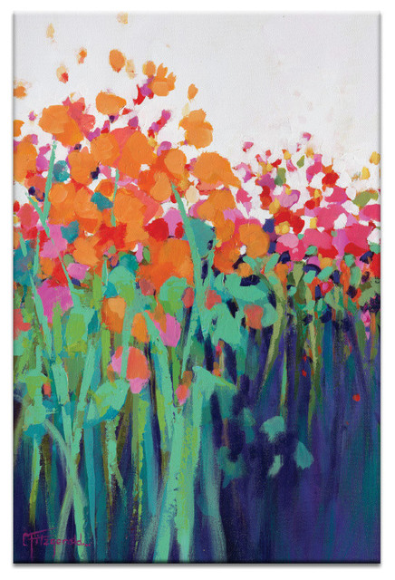 Bright And Beautiful, Canvas Print.