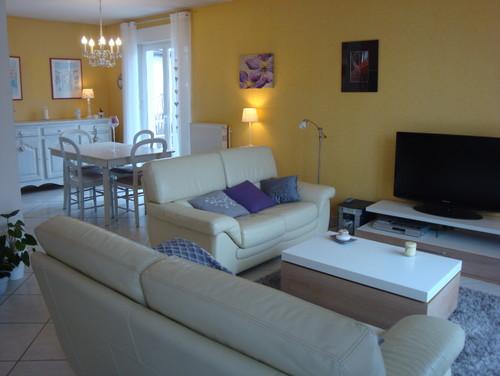 Quelles couleurs choisir sur les murs for Home design 99