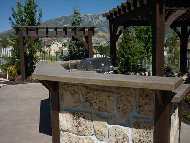 Chris jensen landscaping in utah landscaping salt lake for Home design utah county