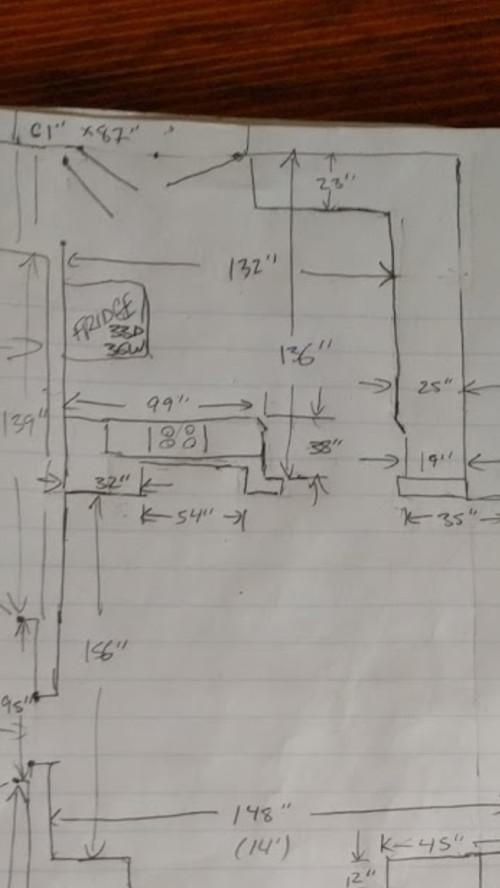 Kitchen Design 11x13 Room