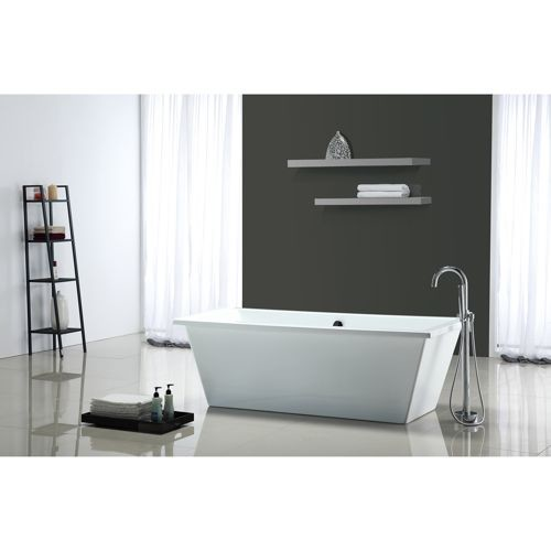 Need wall mounted tub faucet recommendation for freestanding tub
