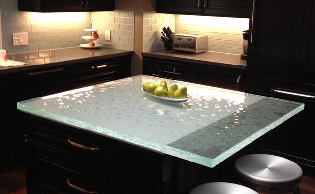 ThinkGlass Glass Countertops