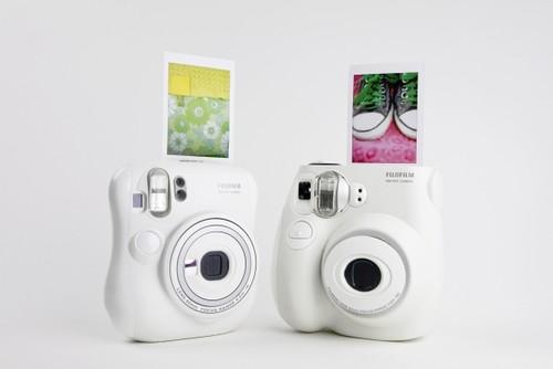Instax Mini 7s and Mini 25 Instant Cameras