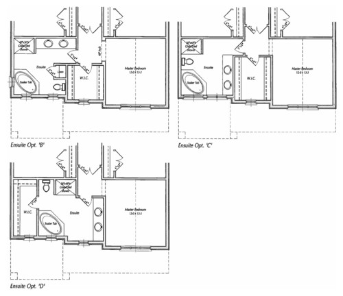 Which Ensuite Walk In Closet Layout Is Best Of The Five