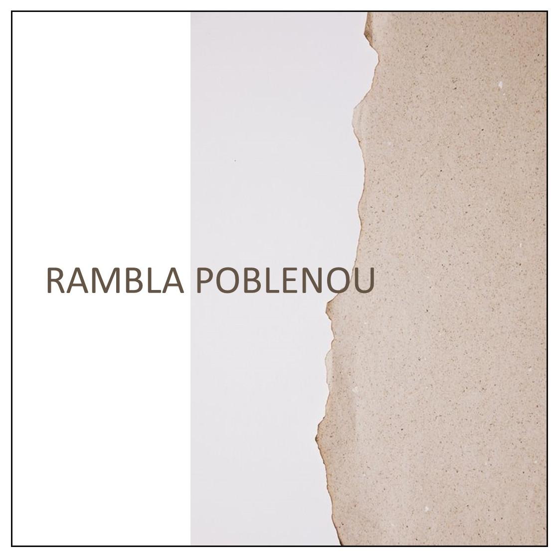PROYECTO RAMBLA POBLENOU