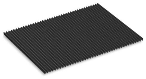 Kohler Silicone Drying Mat, Charcoal