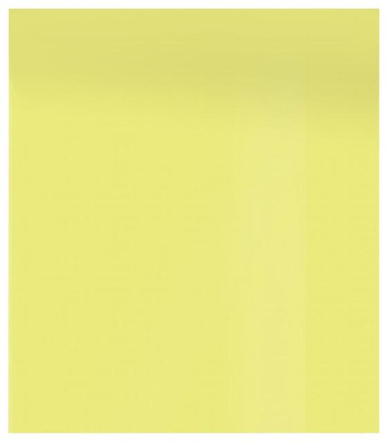 Yellow cake glass splashback contemporary kitchen for Dayroom yellow bedroom