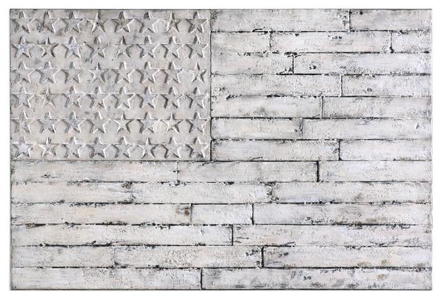 Uttermost Blanco American Wall Art