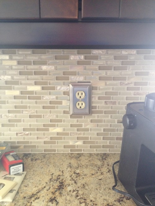 Light Switch And Wall Plates For My New Kitchen