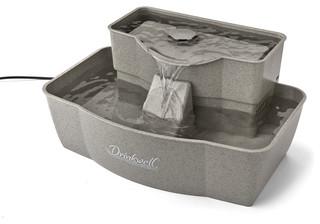 Petsafe Drinkwell Multi-Tier Pet Fountain, Gray