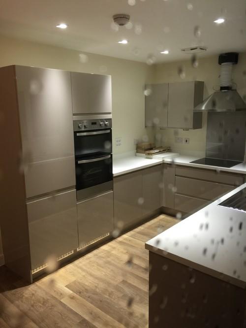 Elegant New Build Kitchen