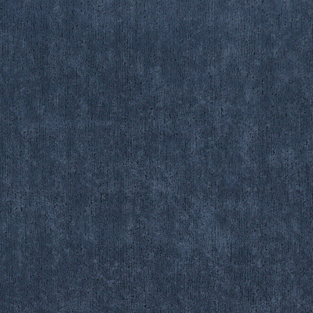 Navy Textured Microfiber Upholstery Fabric By The Yard