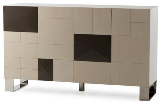 Credenza Contemporary : Sideboards chalk cabinets white sideboard painting credenza