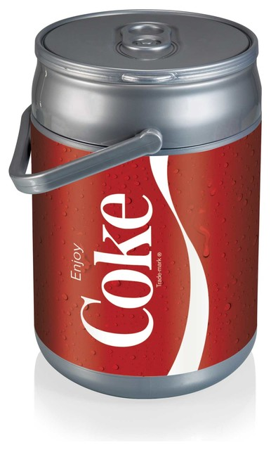coca cola can cooler enjoy coke design contemporary coolers and ice chests by picnic time. Black Bedroom Furniture Sets. Home Design Ideas
