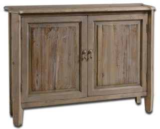 Uttermost 24244 Altair Console Cabinet Farmhouse Console Tables By Buil