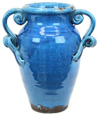 Stylish And Classic Inspired Valuable Ceramic Tuscan Vase Home Decor