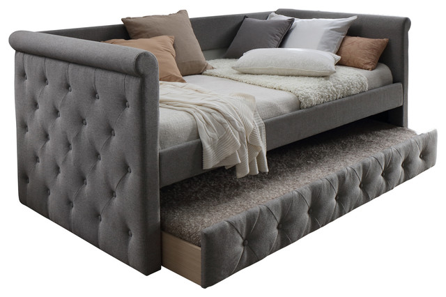 Home Source Day Bed With Trundle.