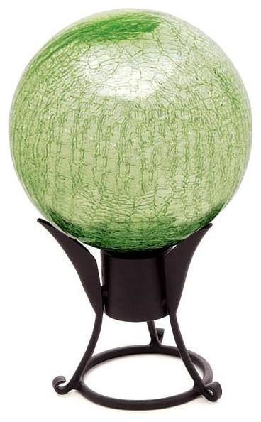 Achla Garden Gazing Balls Light Green 6 In Amp Reviews