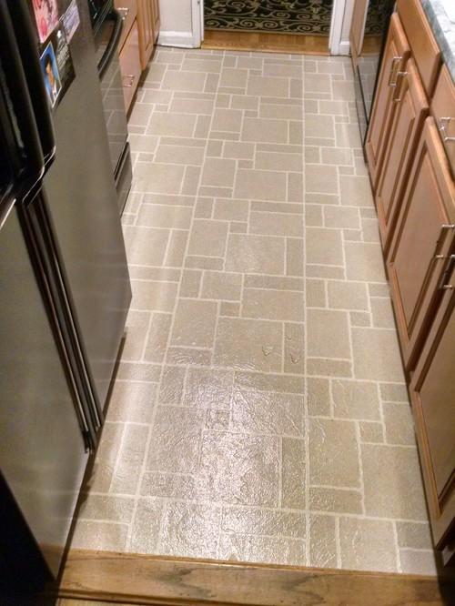 Replacing Vinyl Flooring To Tile Flooring 107