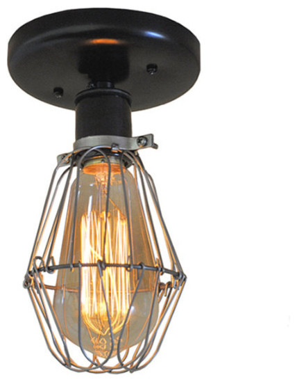 caged lighting. industrial caged ceiling light sconce lighting wire cage wall n