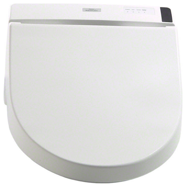 Toto Washlet C200 Electronic Bidet Seat Elongated Contemporary Toilet Seats By Need Direct