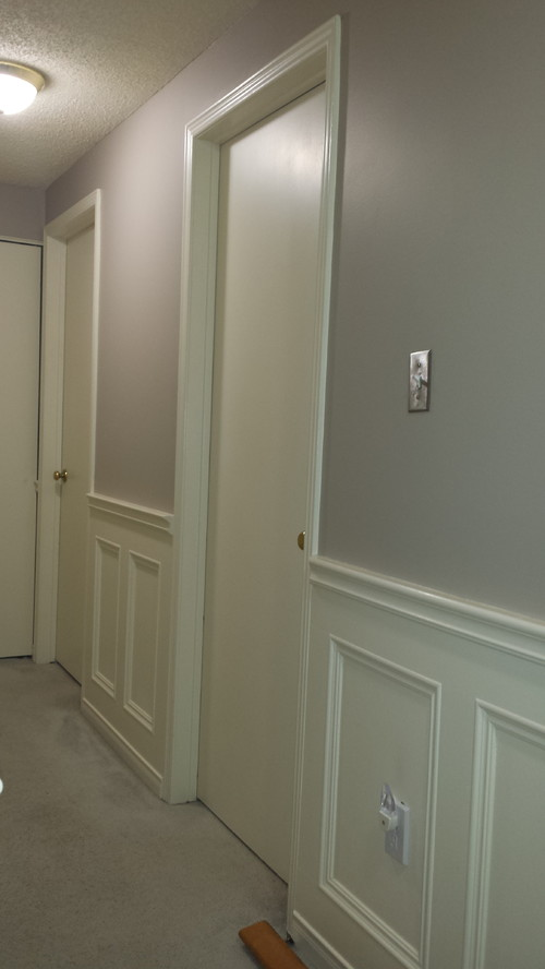 Need Input On Hallway Doors