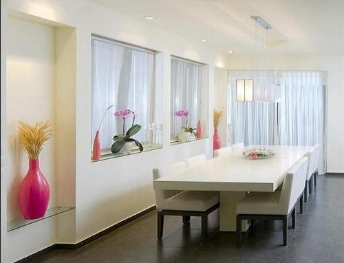 Vila contemporary dining room