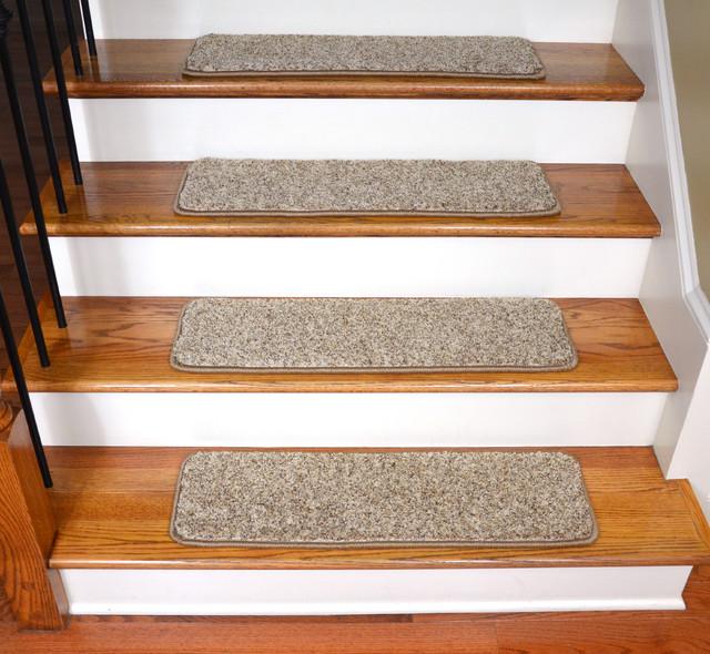 Pet Friendly Diy Carpet Stair Treads
