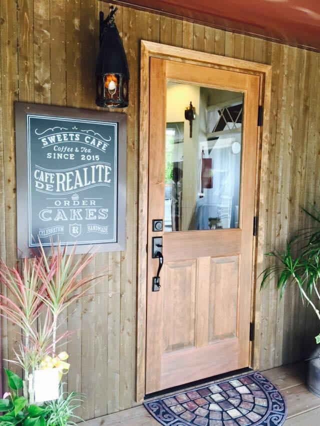 店舗リノベーション カフェ・ド・リアリティ