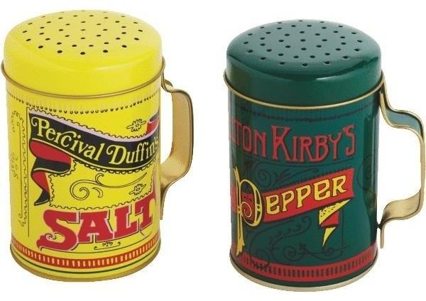 Norpro 2 Piece Salt and Pepper Shaker Set