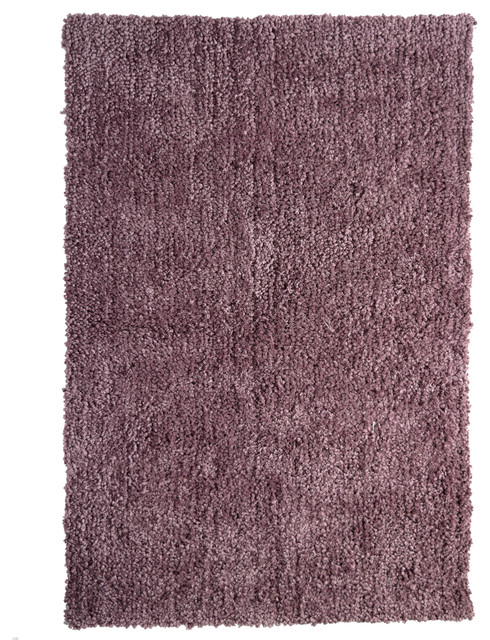 Heavenly shag lush rug contemporary area rugs by for Purple area rugs contemporary