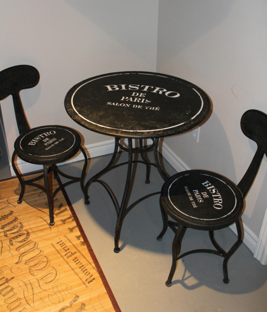 Perfect Bistro Table Set Indoor Pub And Bistro Sets